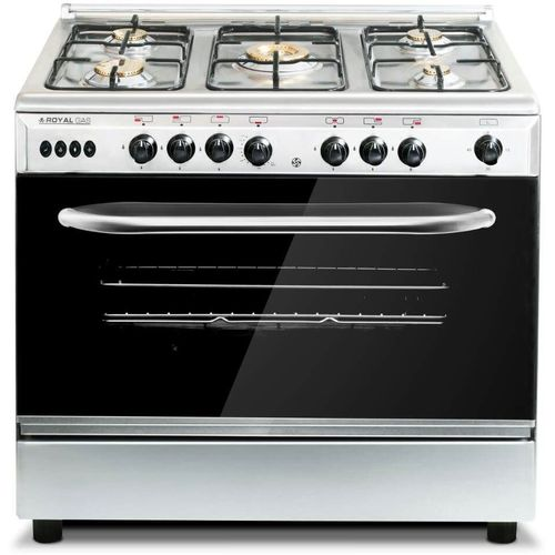 Light Cooker With Fan - Stainless - 80 Cm