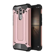 For Huawei Mate 10 Pro Magic Armor TPU + PC Combination Case(Rose Gold)
