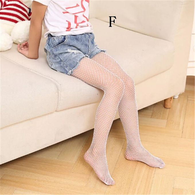 6ab786697 Sale on Fish Net - Pantyhose - White -Girl
