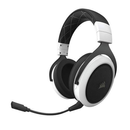 HS70 Wireless - 7 1 Surround Sound Gaming Headset - Discord Certified  Headphones - White