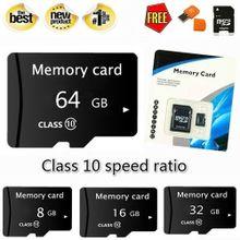 Memory Card Class 10 64GB 128GB 256GB Micro SD Card