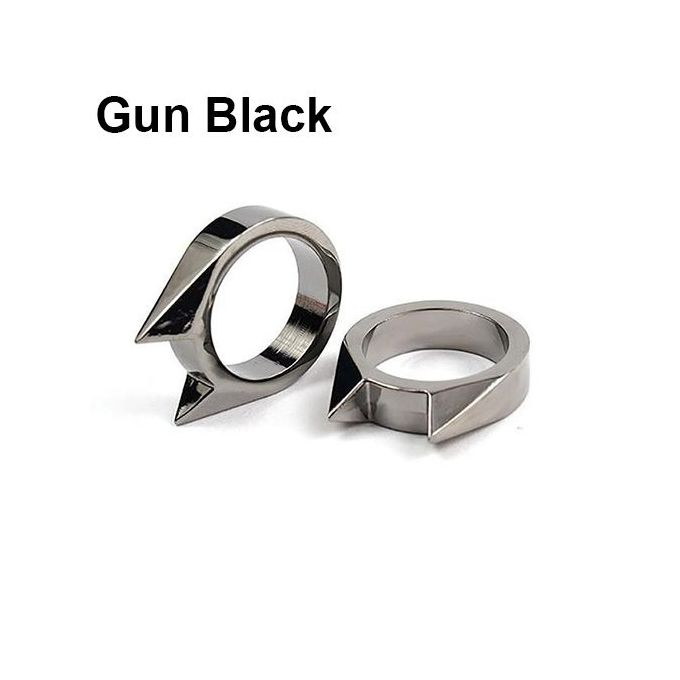 Bodhi  1 Pc Women Men Cool Outdoor Ring Self-defense Survival Emergency  Tactical Tool 74b1340915
