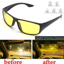 03b453c5bc93 Night Driving Glasses Anti Glare Vision Driver Safety Sunglasses Goggles