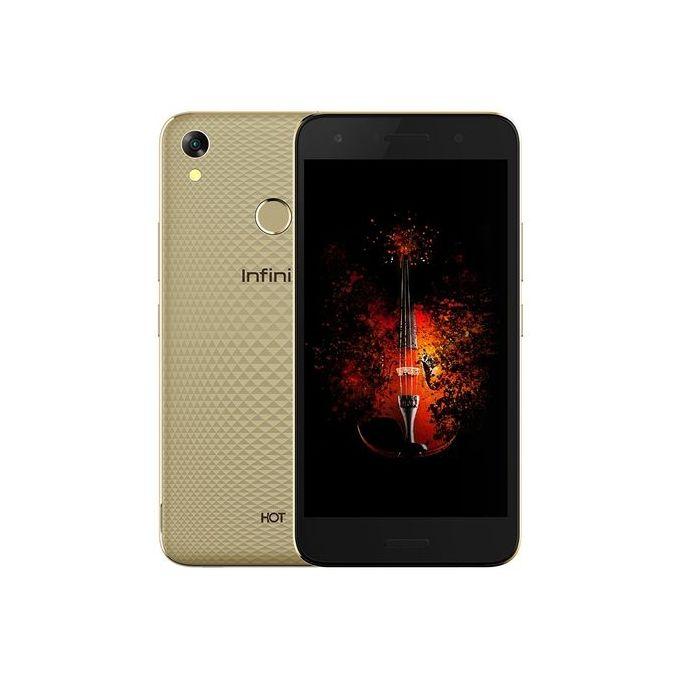 X559c هوت 5 - 5.5 بوصة - 16 جيجا بايت - 3G - ذهبي