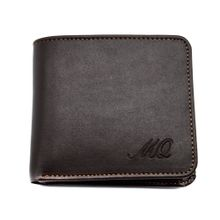 a571c9d88548 Miyoko Leather Wallet  amp  Credit Card Holder - Dark Brown