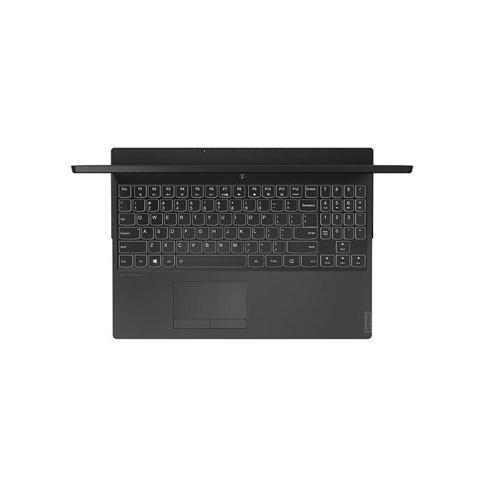 Lenovo Legion Y540-15IRH لاب توب للألعاب - Intel Core I7 - 16 جيجا بايت رام - 1 تيرا بايت درايف هارد ديسك + 256 جيجا بايت SSD - 15.6 بوصة FHD - 6 جيجا بايت مُعالج رسومات - DOS - أسود