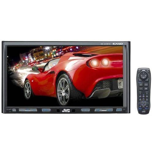 KW AVX810 Car DVD