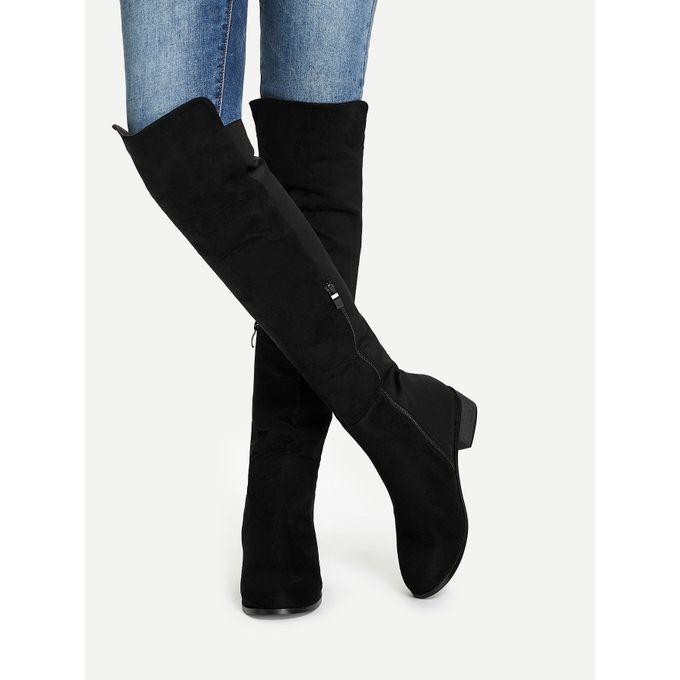 36b0f66986 Sale on Knee Length Plain Boots   Jumia Egypt