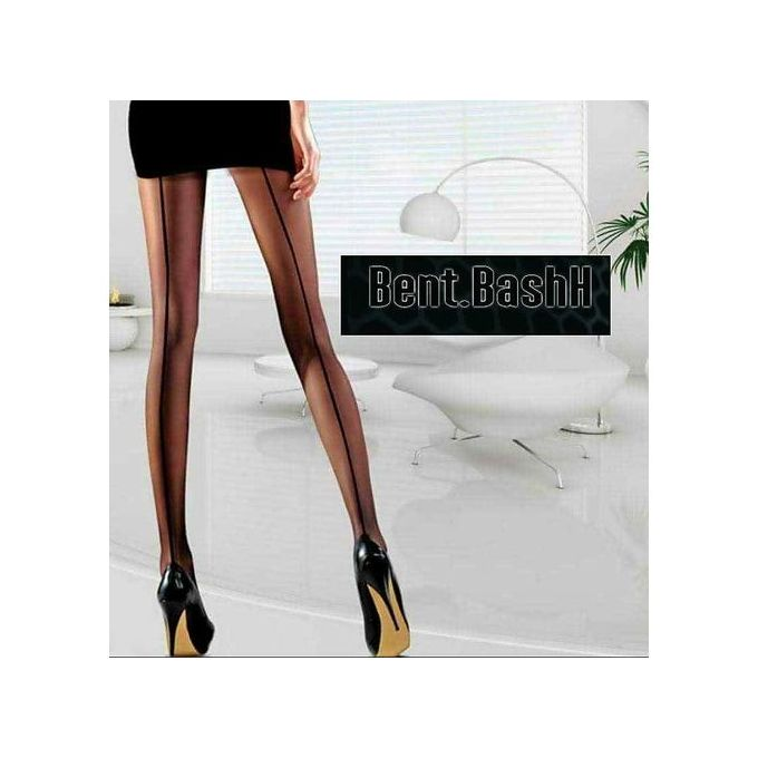 5381d89cd Women Fashion Pure Color 17D Opaque Footed Tights Sexy Pantyhose Stockings  Socks-Black
