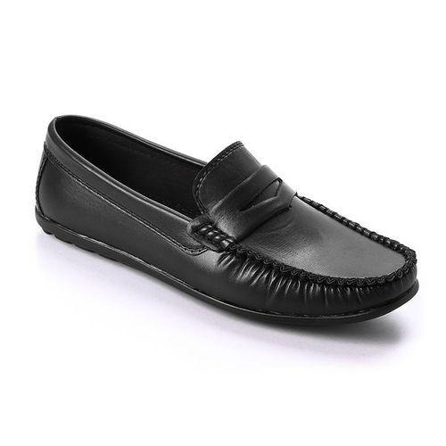 Classic Men Loafers - Black