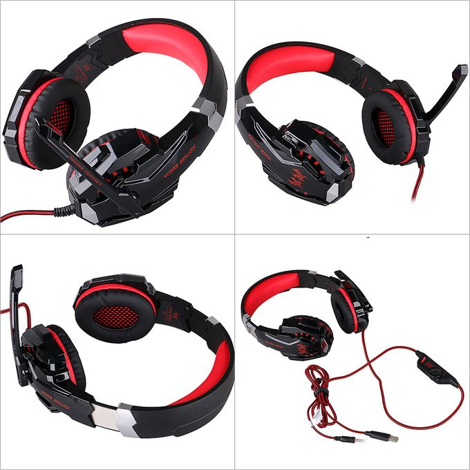 ff863e274e3 ... KOTION EACH G9000 3.5mm Gaming Headphone Stereo Game Headset Noise  Cancellation Earphone With Mic LED ...