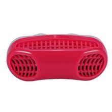 b5fc3dd2d High Quality Snore Stopper Easy Sleeping Anti Snoring Nasal Health Care  Device- Red