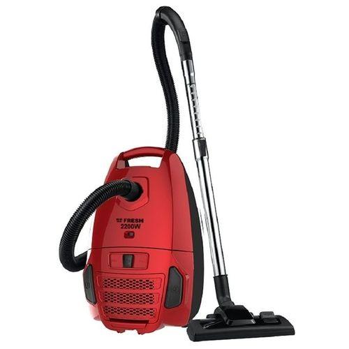 مكنسة كهربائية سمارت - أحمر - 2200 وات