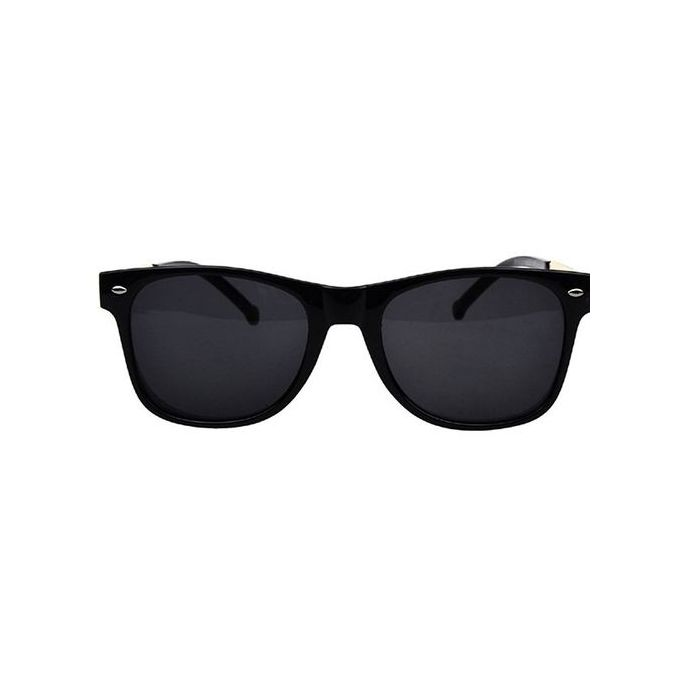 2b12042904 Sale on Women s Men s Sunglasses Designer Rivet Plastic Shades Glasses  Bright Black