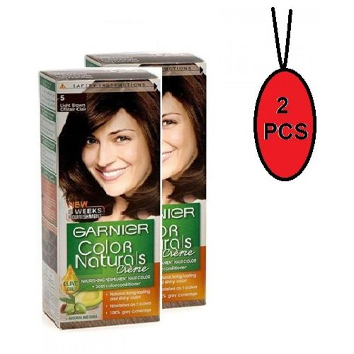 4bf39caab6d Sale on Color Naturals Hair Color - 5 Light Brown - 2 Pcs