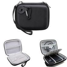 d497aadbb9c41 Black Shockproof Hard Travel Case Bag For WD Seagate External HDD Hard Drive
