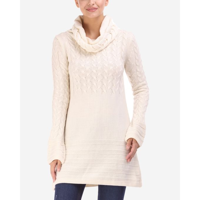 Sweden with dress sweater off turtleneck white graduation
