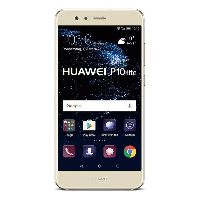 P10 Lite - 5.2 Mobile Phone - Platinum Gold