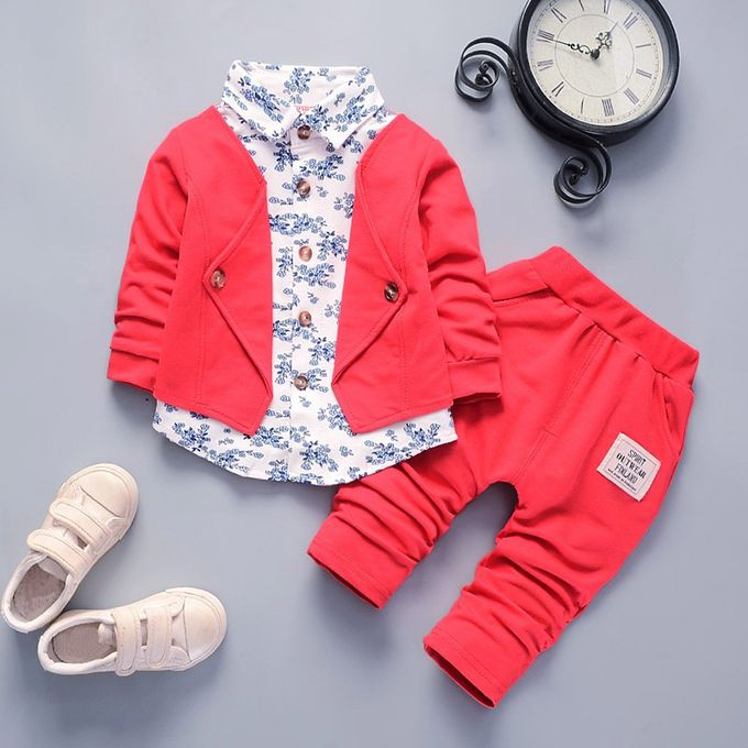 49d9570ac3ecb (Xiuxingzi) Kid Baby Boy Gentry Clothes Set Formal Party Christening  Wedding Tuxedo Bow Suit