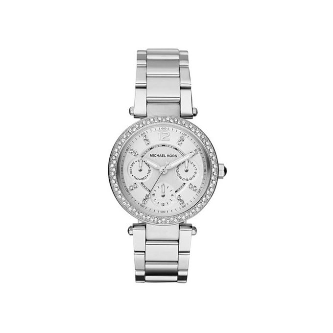 24f6105cc561 Sale on Michael Kors Women s MK5615 Parker Silver Watch