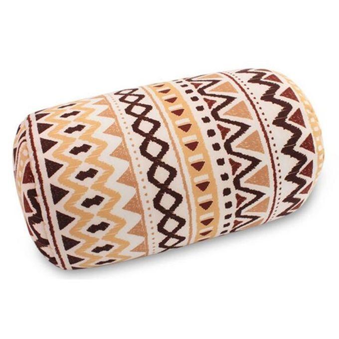 Seat Head Rest Neck Support Micro Mini Microbead Cushion Roll Pillow  30*16cm –  مصر
