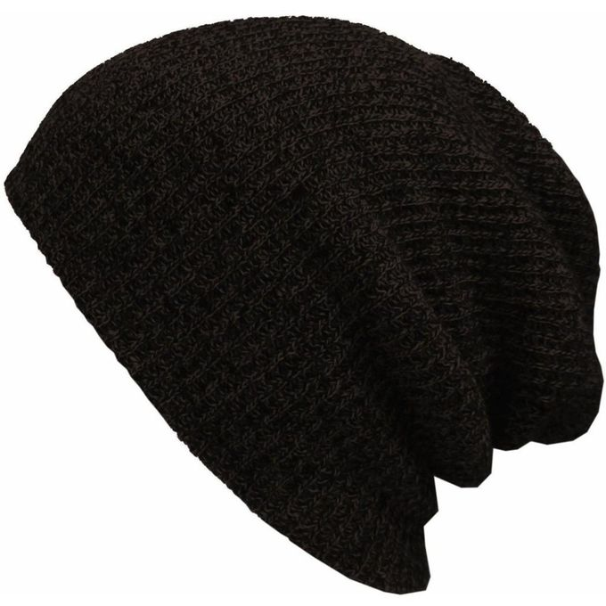 bdf4c750021 Unisex Knit Cotton Baggy Beanies Caps Crochet Slouchy Oversized Hats Warm  Skullies Toucas Caps Coffee