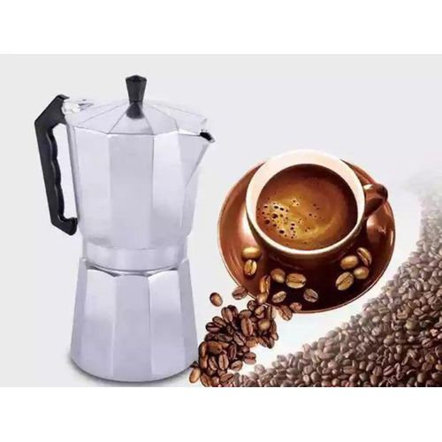 Espresso Coffee Maker - 3 Cups