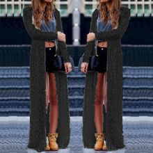 e54ed02c2 ZANZEA Women Fashion Lace Crochet Long Sleeve Blouses Beach Open Kimono  Cardigan Long Tops Plus Size