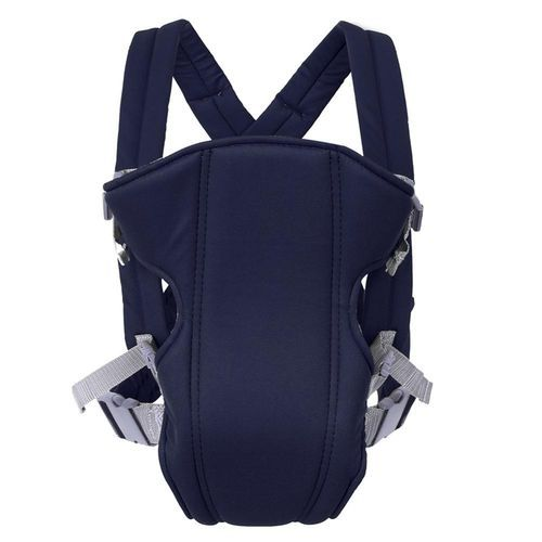 33962577762 Universal 1Pc Newborn Infant Baby Carrier Backpack Breathable Front Back  Carrying Wrap Sling (Navy Blue)