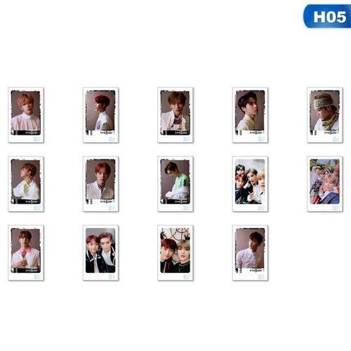 K-POP BTS Bangtan Boys LOVE YOURSELF Album Self Made Lomo Cards EXO IZONE  TWICE BLACKPINK Photo Cards