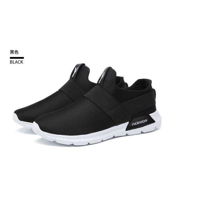 a3f1bc600 أحذية الرجال أحذية رياضية عارضة الصيف تنفس المدربين - Jumia مصر