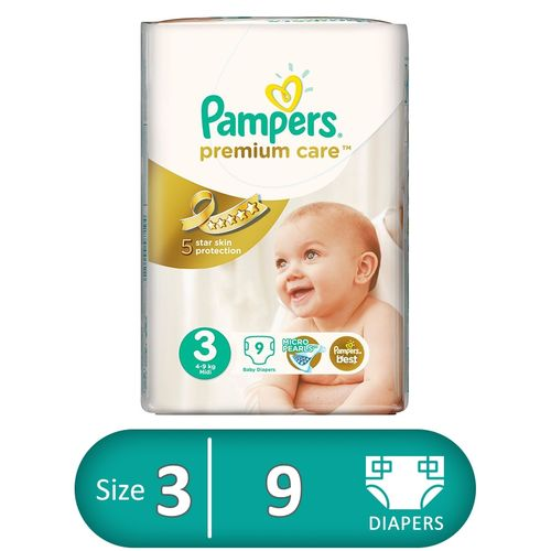 Find great deals on eBay for pampers size 3. Shop with confidence. Skip to main content. eBay: Pampers Baby Dry Size 3 & baby basics Size NB Diapers See more like this. Count P&G Pampers Baby Dry Diapers Economy Pack Plus Size 3 Soft MYTODDLER. Brand New. out of 5 stars.