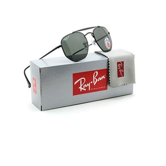 93e9e31baf2c9 Sale on Ray-Ban Marshal RB 3648 002 58 Polarized Black Green   Jumia ...