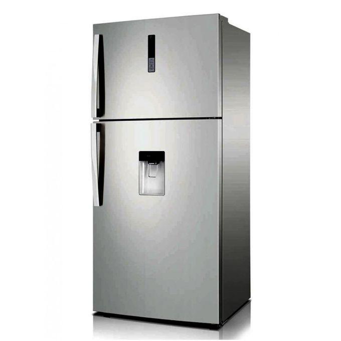 samsung rt62k7150 top mount refrigerator 27 ft silver buy online jumia egypt. Black Bedroom Furniture Sets. Home Design Ideas