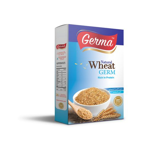 Natural Extra Protein Wheat Germ - 8 Packs