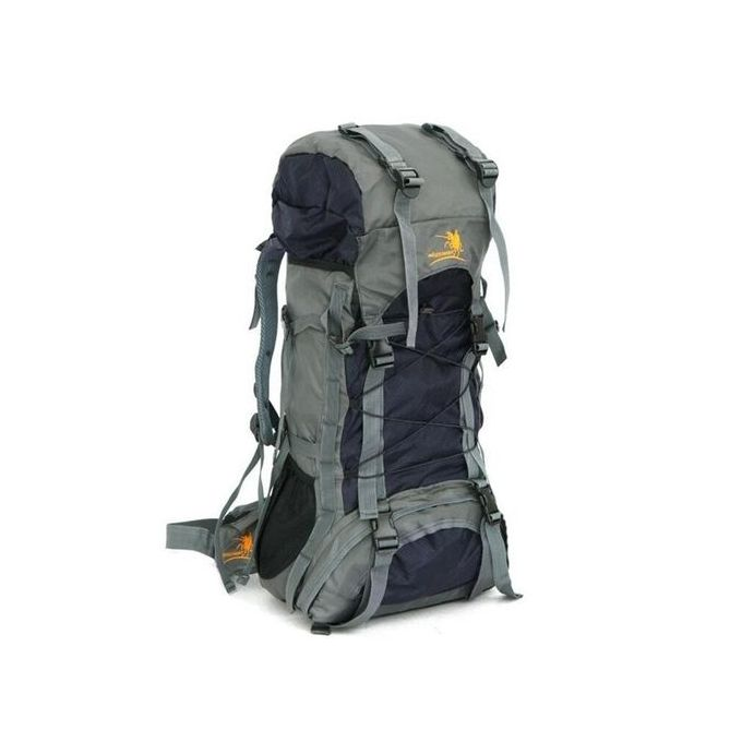 fc9490fb2 Free Knight 60L Extra Large Waterproof Nylon Outdoor Sports Professional Climbing  Hiking Mountianeering Backpack Travel Bags