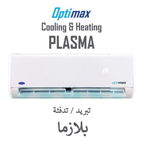 53-QHCT12 Optimax Plasma Cooling & Heating Split Air Conditioner - 1.5 HP