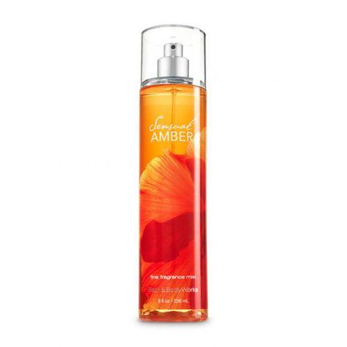 Sensual Amber Fragrance Mist - 236 Ml