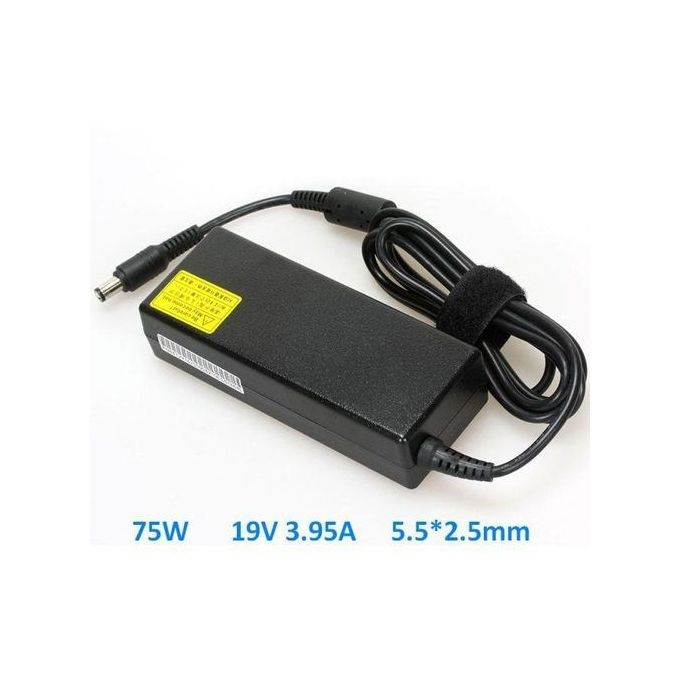 Charging Adapter For Toshiba Laptops - 19V and 3.95A