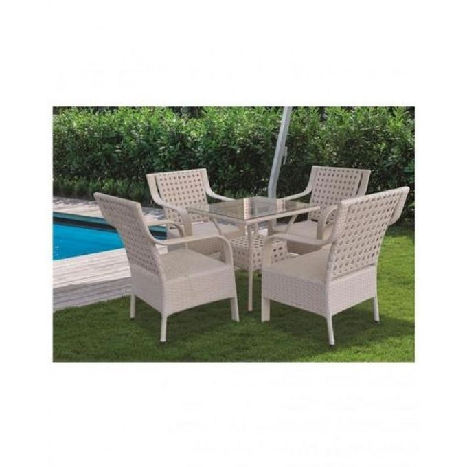 Order Rattan Outdoor Furniture Set 5 Pcs At Best Price Sale On