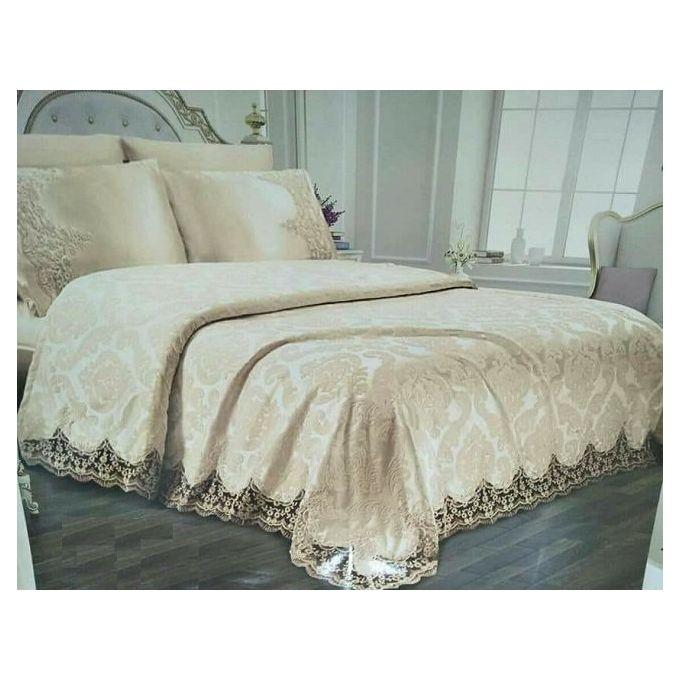 Bed Linen Set – 6 Pcs –  مصر