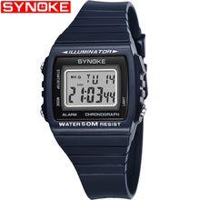 94869ee3a8d79 اشترى Synoke تسوق ساعات رجالي بافضل سعر – مصر