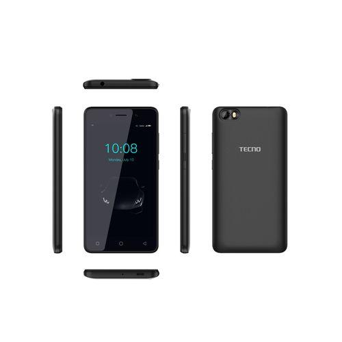 F1 - 5 0-inch 8GB/1GB Dual SIM Mobile Phone - Elegant Black