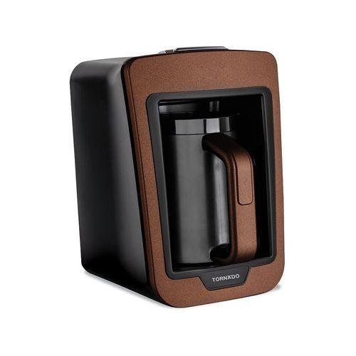 صانع قهوة تركي أوتوماتيك مصمم بتقنية لومينا سينس & مزود بنظام للحماية TCME-100