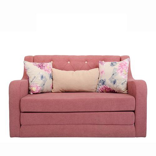Sale On Sofa Bed 2 Seater Pink Jumia Egypt