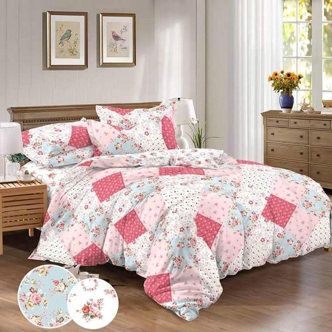 Dalia Bed Linen Set – 4 Pcs – Floral –  مصر
