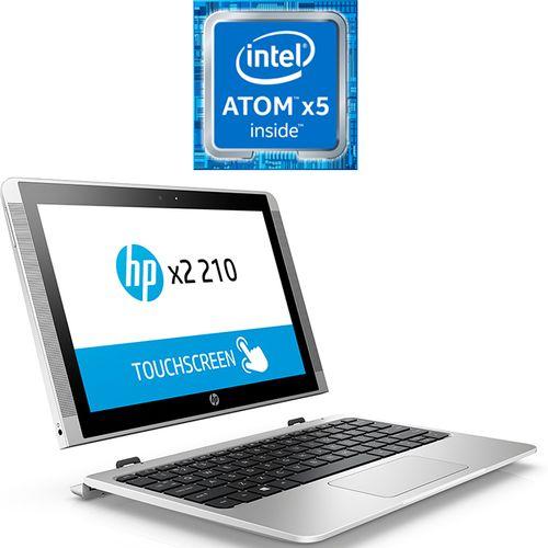 X2 210 G2 Detachable PC - 10 1'' HD - Intel Atom X5 - 2GB RAM - 32 EMMC -  Intel HD GPU - Windows 10 - English Keyboard