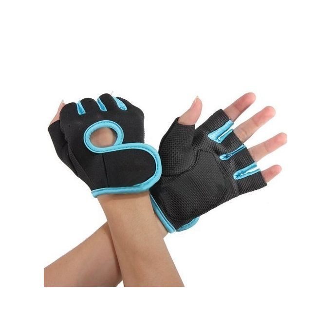 Weight Lifting Gloves Xxl: Black Friday Sale On Half Finger Gloves For GYM