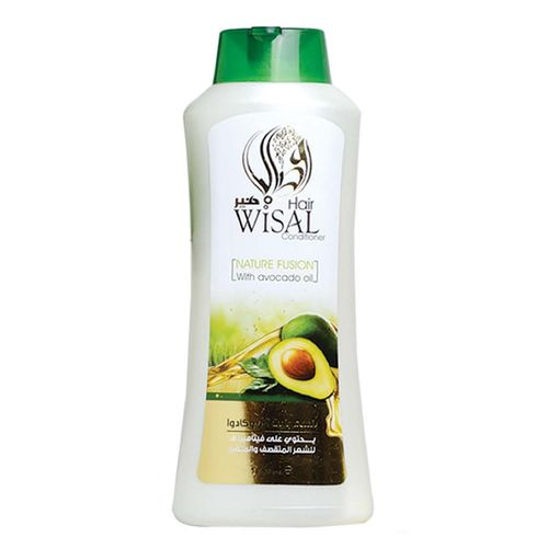 Wisal Avocado Oil Hair Conditioner - 1 Liter