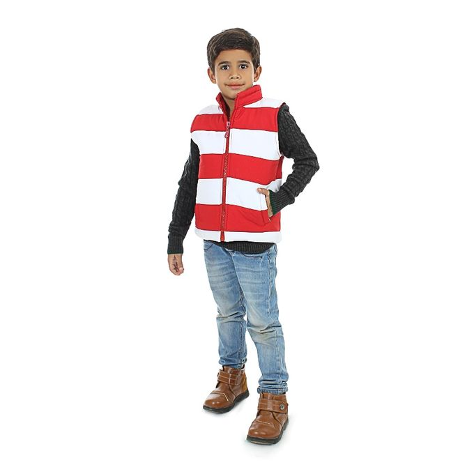 f49014b39 فيست اطفال مقلم - احمر - Jumia مصر